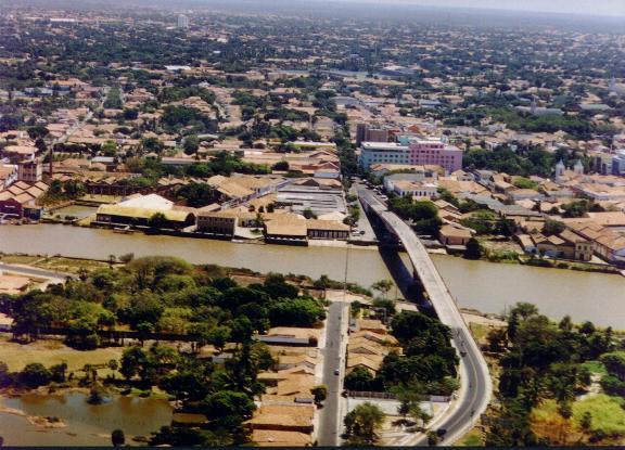 Clique aqui vista aérea de Parnaíba-Pi