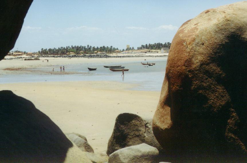 Clique aqui praia de Pedra do Sal